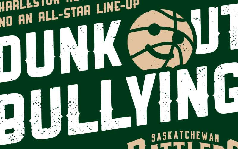 Dunk out bullying