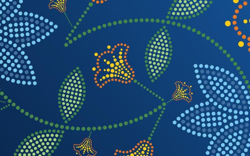 beadwork graphic