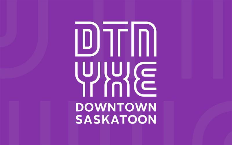 DTN YXE logo