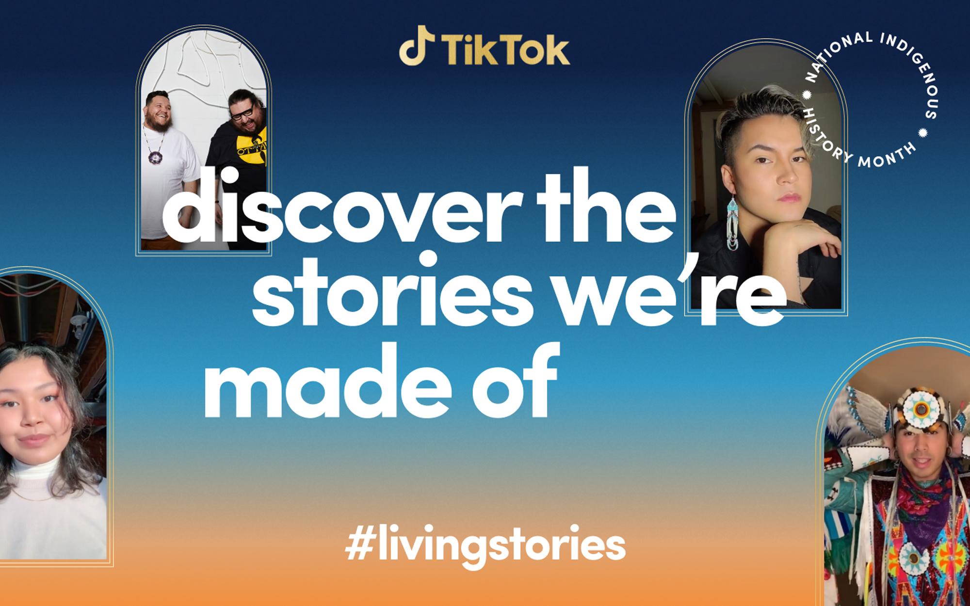 TikTok Indigenous History